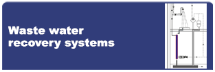 Waste Water Heat Recovery Systems